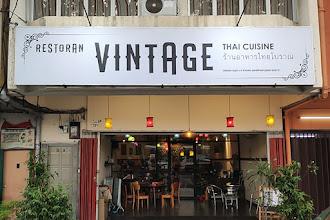 Vintage Thai Cuisine @ Damansara Utama (Food Review)