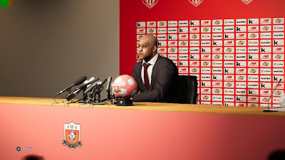 PES 2020 Press Room Athletic Club Bilbao by Ivankr Pulquero