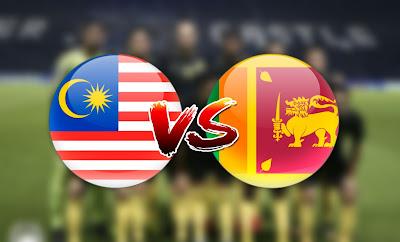 Live Streaming Malaysia vs Sri Lanka Perlawanan Antarabangsa 5.10.2019