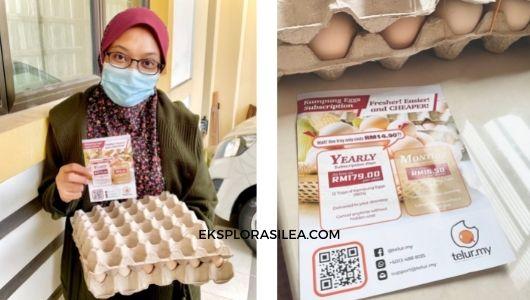 order borong telur ayam murah johor bahru