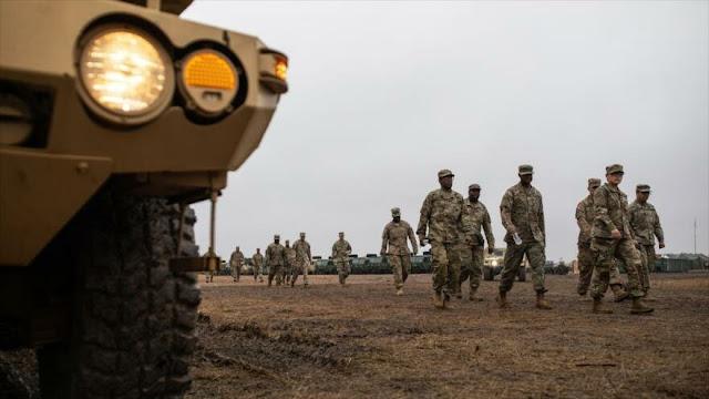 EEUU refuerza frontera con México enviando a otros 300 militares