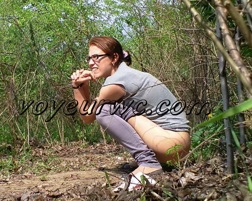 PissHunters 8673-8688 (Outdoor voyeur peeing. Voyeur public toilet spy cam)