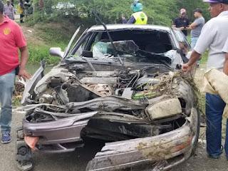 En Navarrete mueren 9 personas en accidente tránsito