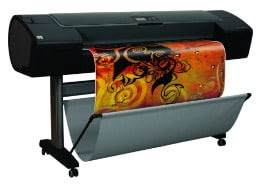 Impressora HP Designjet Z2100 HPGL2
