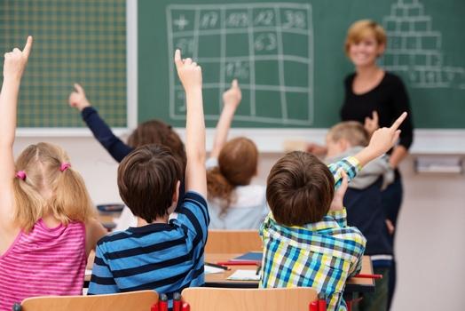 Anak-Anak di Kelas