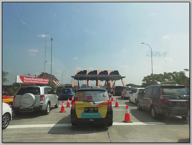 Tol Trans-Jawa, Menikmati Sebagian Rute Tol Arah Tongas sampai Tol Jombang
