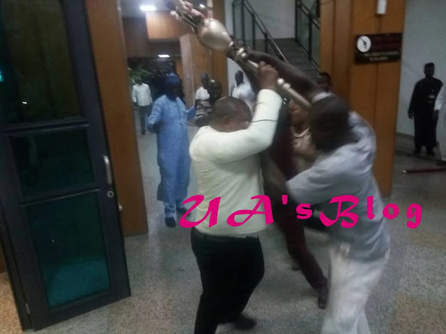 Recover The Mace Within 24 Hours - National Assembly Orders IG, DSS Boss