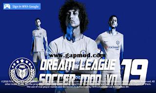 DLS Mod Chelsea v5.054 Apk