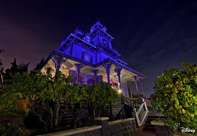Disney Magic Moments, Ride & Learn, Disneyland Paris, 在家參觀巴黎迪士尼 Phantom Manor 了解的遊樂設施有趣知識