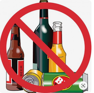 Avoid Drinking Beer