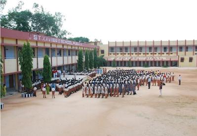 ST. XAVIER'S SCHOOL PURULIA