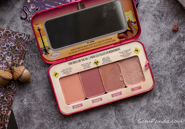 The balm AUTOBALM® GRL PWDR swatch