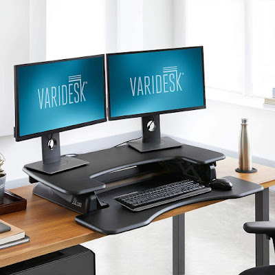 Varidesk Proplus 36 Sit/Stand Desk