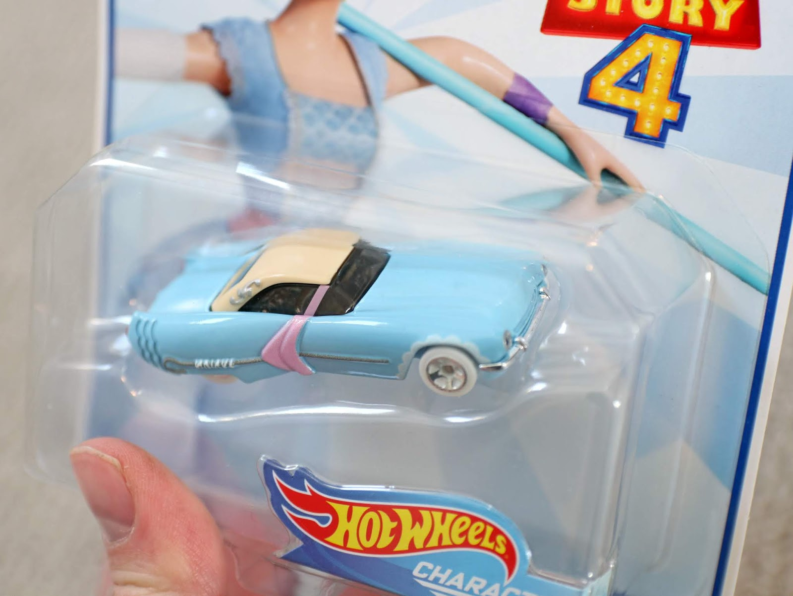 toy story 4 hotwheels character cars bo peep