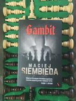 """""""Gambit"""" Maciej Siembieda, fot. paratexterka ©"""