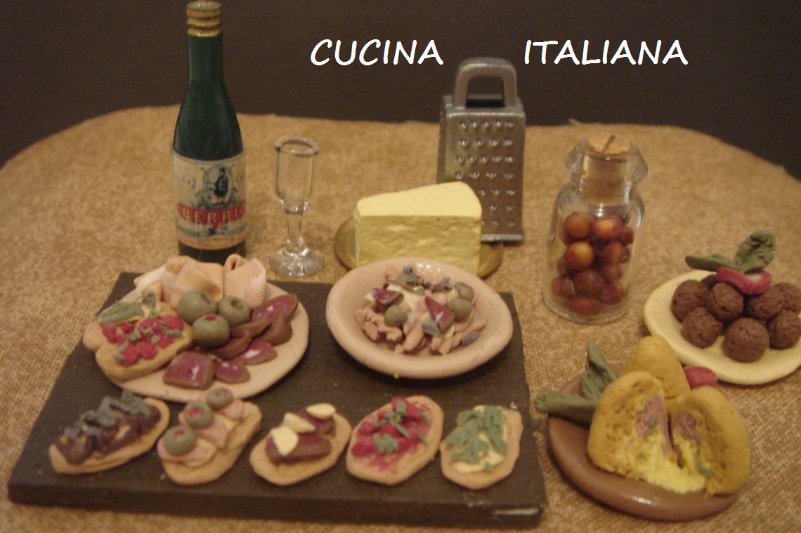 Mitzis Miniatures Cucina Italiana