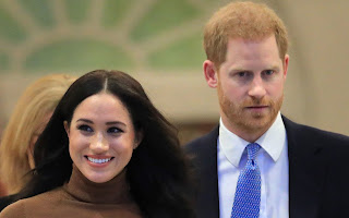 Prince Harry, Meghan Markle Will not Be Royal After Being Banned From Using Royal Label