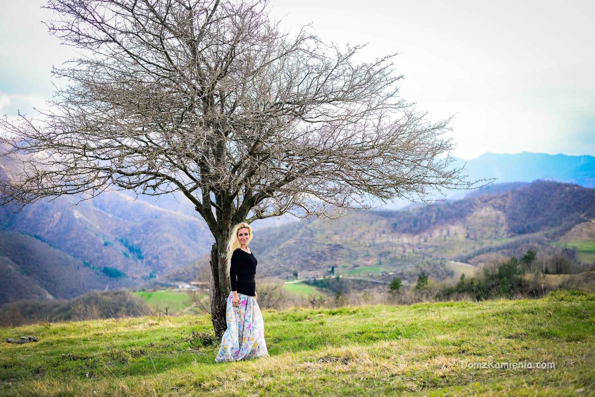Kasia z Domu z Kamienia, blog o życiu Toskanii