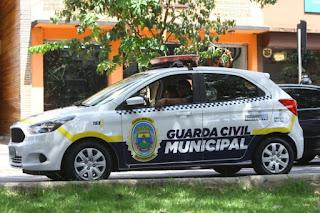 Viatura da Guarda Municipal de Belo Horizonte - GMBH