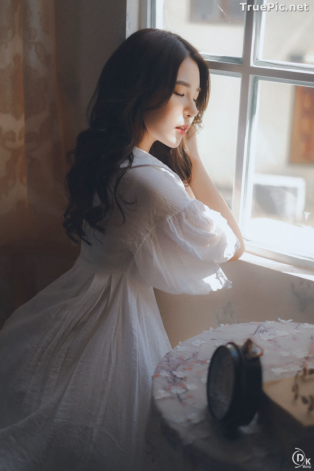 Image Vietnamese Beautiful Girl - The Lonely White Princess - TruePic.net - Picture-2