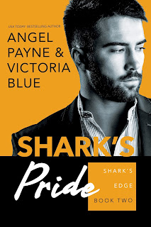 Sharks Pride Kindle Blog Tour: Sharks Rise by Angel Payne and Victoria Blue