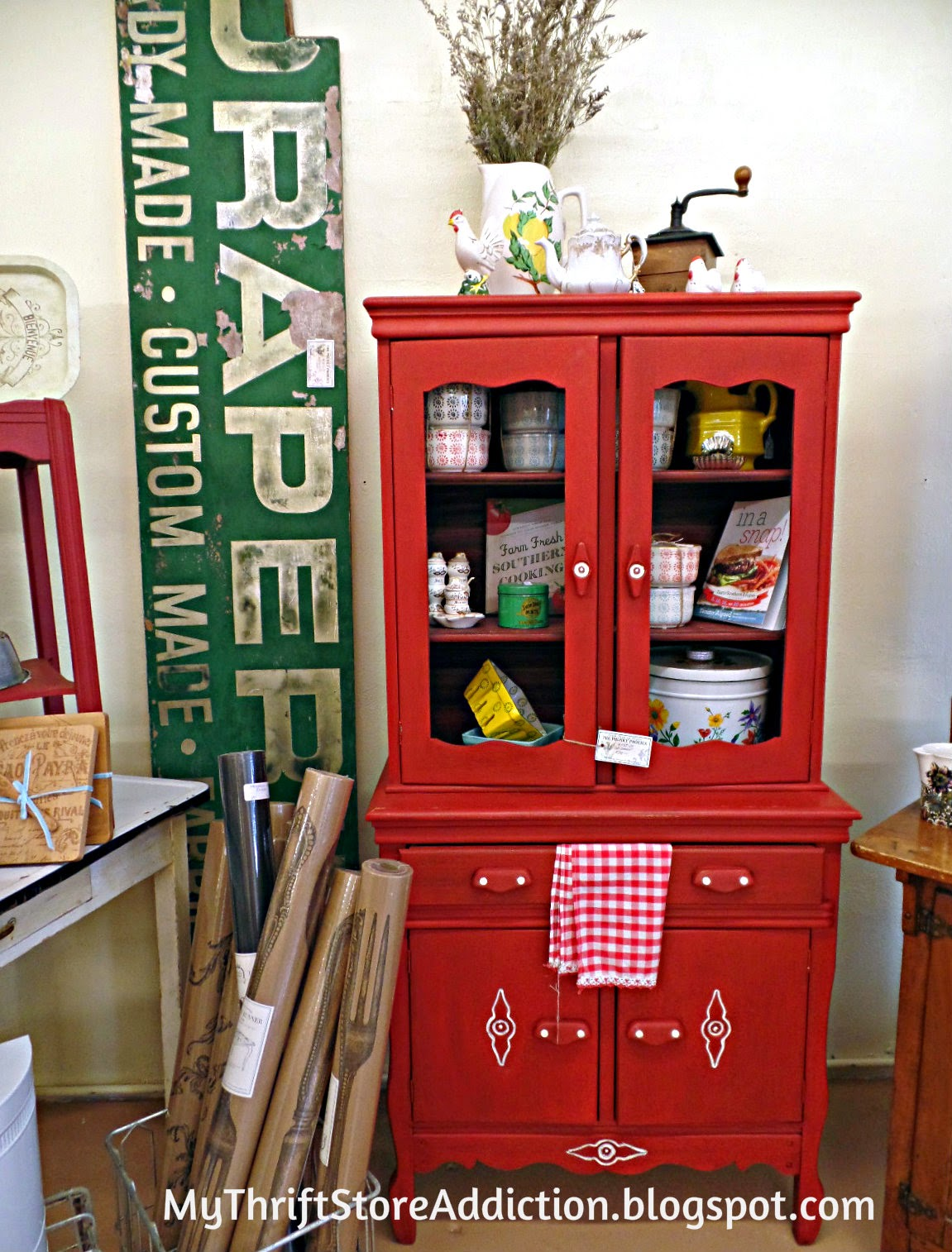 Little red hutch