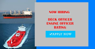 seaman job vacancy, seafarers jobs