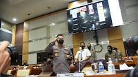 Sah, Komisi III Setujui Listiyo Sigit Prabowo Jadi Kapolri