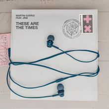 Lirik Lagu dan Terjemahan Martin Garrix - These Are The Times