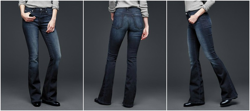 Gap: Flared Jeans for only $10 (reg $70)!