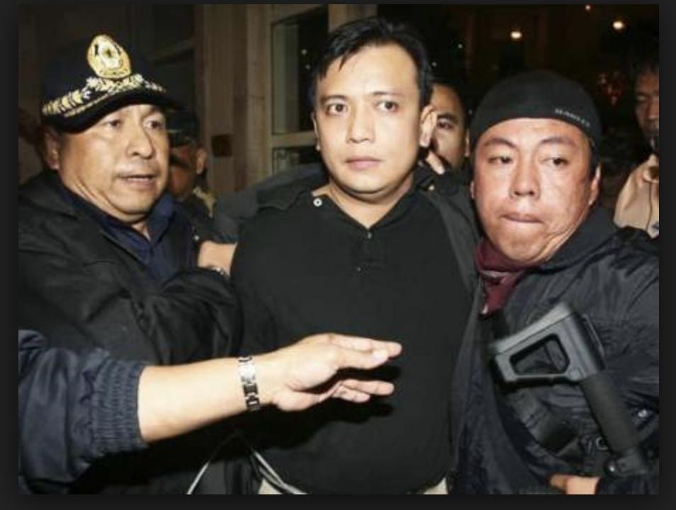 Resulta ng larawan para sa trillanes arrested