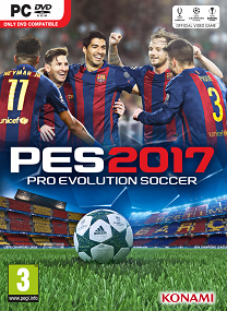 Download Game Gratis Pro Evolution Soccer 2017 (PES) Full Repack (CorePack)