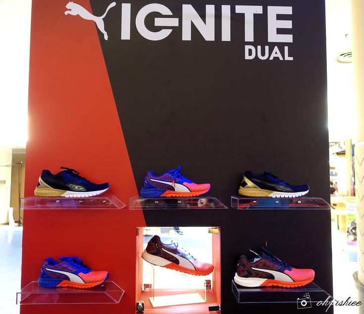 puma ignite dual breathe review