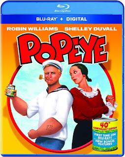 Popeye [BD25] *Con Audio Latino
