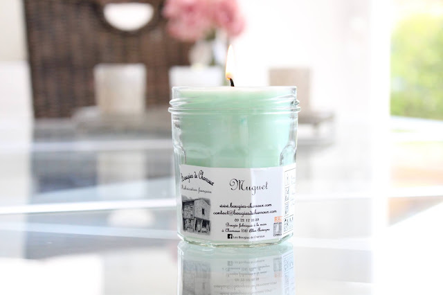 les bougies de charroux muguet avis, bougie muguet, bougie de charroux muguet, bougie muguet les bougies de charroux, bougie parfumée, bougie de charroux, charroux bougies, bougie parfumée naturelle, candles, candle review, scented candle, avis les bougies de charroux, bougie en cire végétale, meilleure marque de bougie parfumée, les bougies de charroux