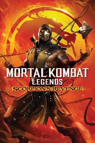 Mortal Kombat Legends Scorpions Revenge (Web-DL 720p Ingles Subtitulada) (2020)