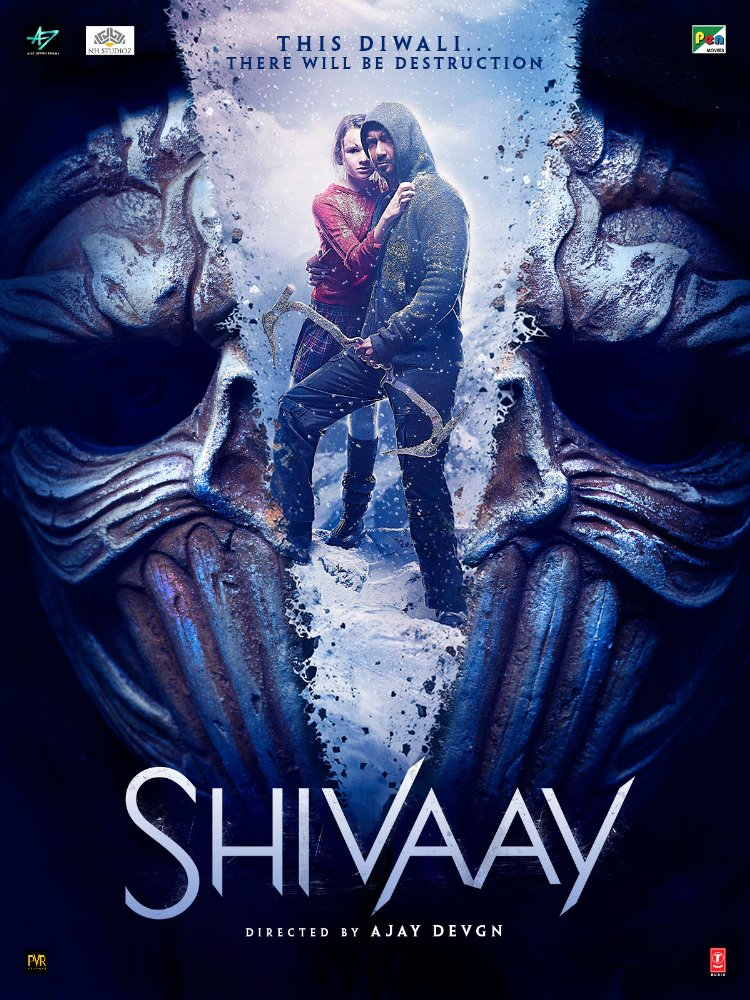 Shivaay (2016) HD Movie For Mobile
