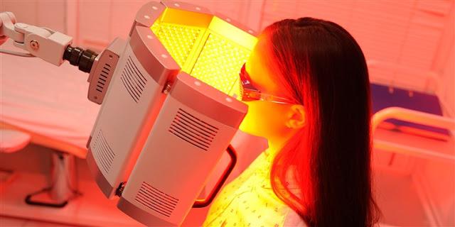 دراسة العلاج بالضوء الأحمر يساعد على تحسين البصر