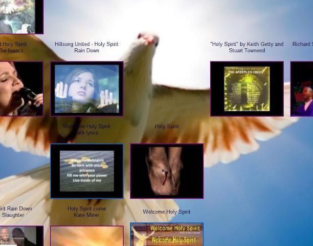 My daily walk with Jesus Christ: Shavuot – Holy Spirit worship
