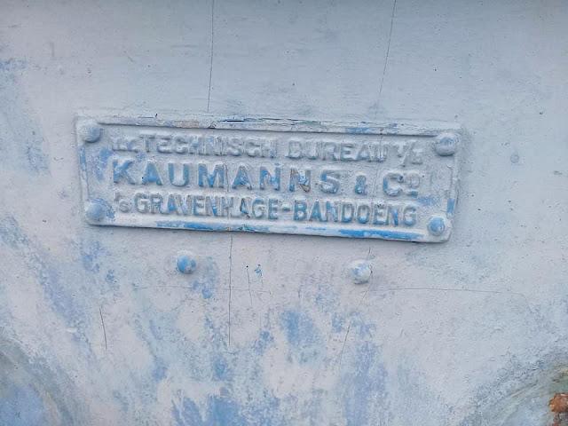 Dam Widoro buatan kontraktor Bandung