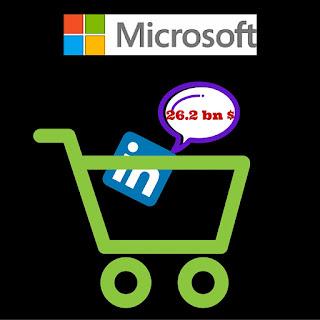 Microsoft buys LinkedIn for $26.2 bn