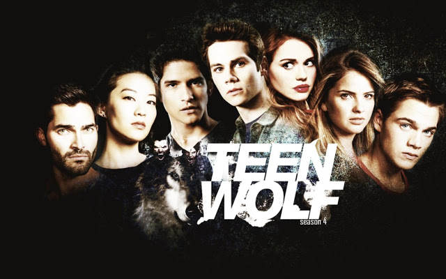 Série Teen Wolf Quarta Temporada