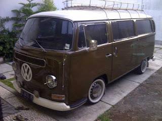 Mobil VW Antik Dijual Kombi Kumis Jerman - JAWA TENGAH
