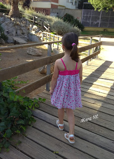 Felicity  de Bella Sunshine & Fawn de Violette Field threads