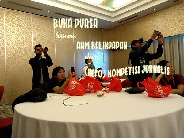 Silaturahmi Astra Motor Balikpapan dan Pengumuman Kompetisi Jurnalis