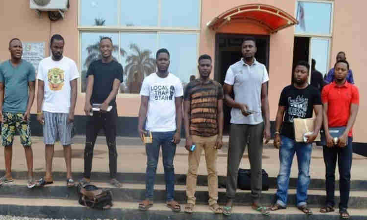 "17 Nigerians Deported From Ghana For Cyber crime Offence ""Yahoo Yahoo"""
