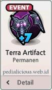 Terra Artifact