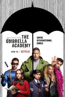 Review – The Umbrella Academy: 1ª Temporada