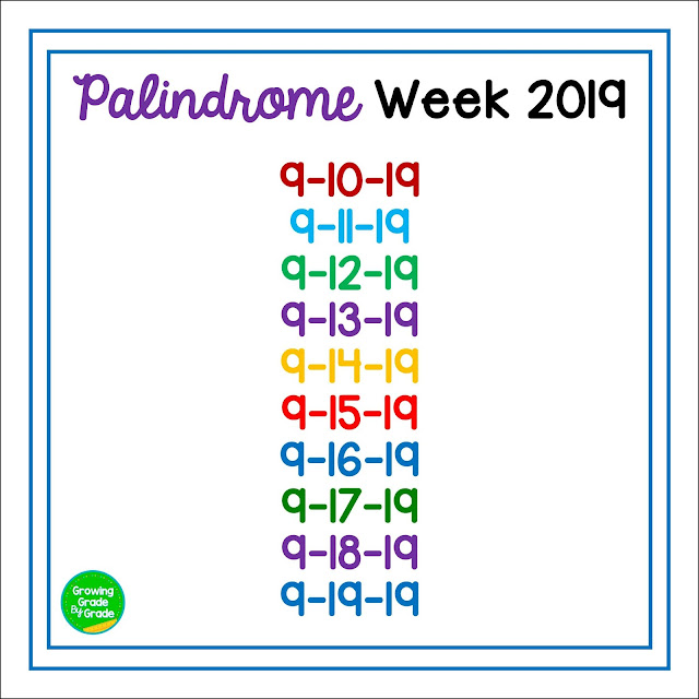 How To Create Math Fun With Palindromes In 2019!