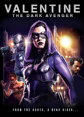 Valentine The Dark Avenger [2017] [DVD R1] [Subtitulado]